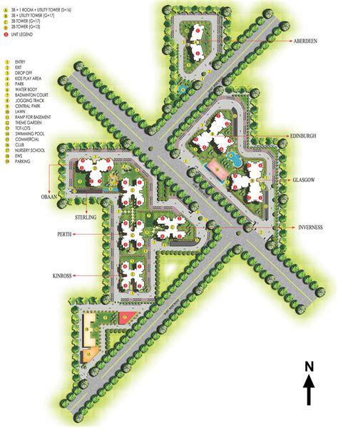 housing layout plan ansal highland park sector 103 gurgaon