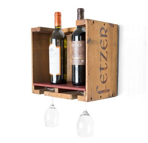 wine rack box wood wine rack vintage wooden wine box rustic wine rack