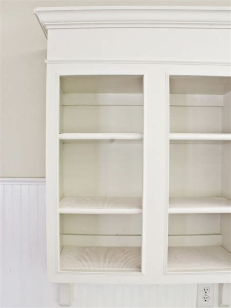 shabby chic kitchen cabinets diy 6 diy whitewashed cabinets for cozy shabby chic d 233 cor