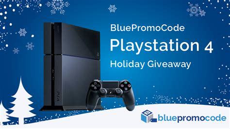 Playstation 4 Giveaway - win a ps4 the bluepromocode playstation 4 giveaway dayfire blog