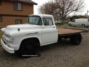 1956 chevy flatbed 4400