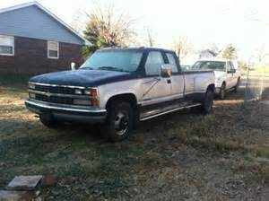 purchase used 1988 chevy 3500 dually ext cab 454 auto