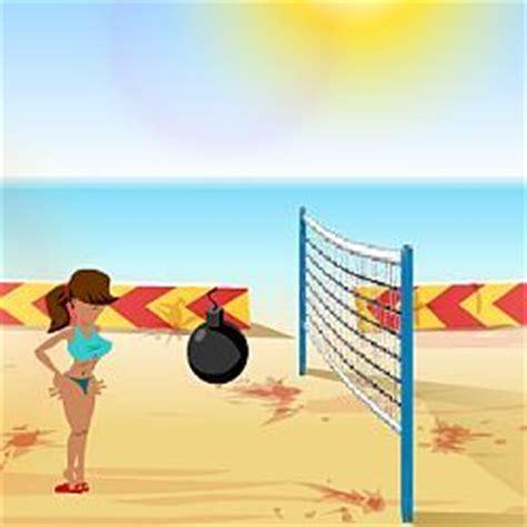 boom volleyball bomb it 2 a dalš 237 hry pro dva hr 225 če