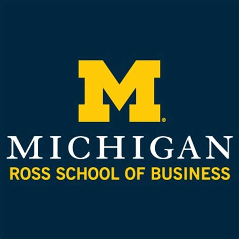 Michigan Ross Mba Recommendation by Stephen M Ross School Of Business