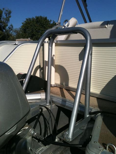 pontoon wake tower help please who sells a ski tower small wake tower for