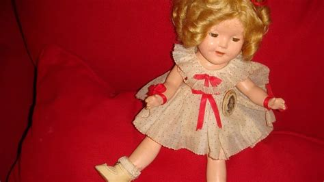 shirley temple composition doll 11 original clothes shirley temple size 11 composition