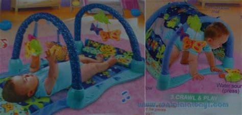 Fisher Price Kick Play Bouncer Bouncer Bayi rental play mat di jati asih bekasi rental alat bayi