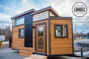 Small Chalet Home Plans L Avenir De La Micro Maison Au Qu 233 Bec Tiny House Lumbec