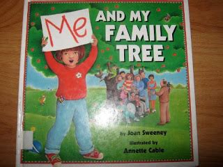Me And My Family Tree By Joan Sweeney Buku Import Anak 1 lifetime learning at home january 2012