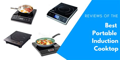 cooktop induction reviews reviews of the best portable induction cooktops of 2019