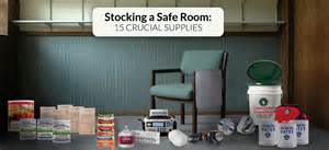 Secret Bookcase Doors Stocking A Safe Room Crucial Supplies To Have On Hand