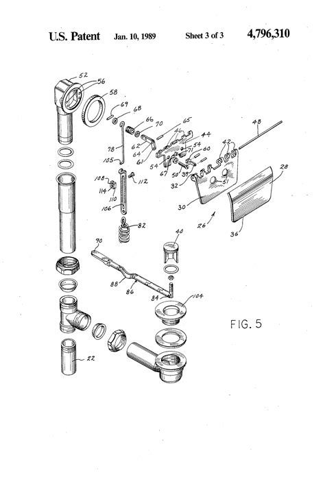 bathtub stopper assembly kohler bathtub drain stopper assembly tubethevote