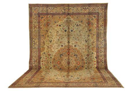 tappeto persiano tabriz tappeto persiano tabriz xix secolo tappeti antichi