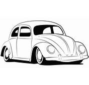 Love Bug Coloring Pages Vw  VW Drawings Http//www