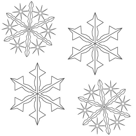 free coloring pages of snow day
