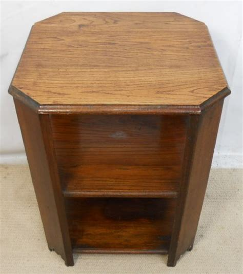 Bookcase Coffee Table Oak Coffee Table Bookcase 235830 Sellingantiques Co Uk