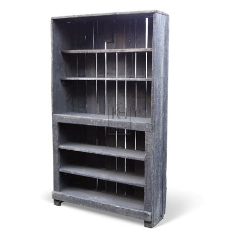 prop hire 187 furniture 187 floorstanding grey wood