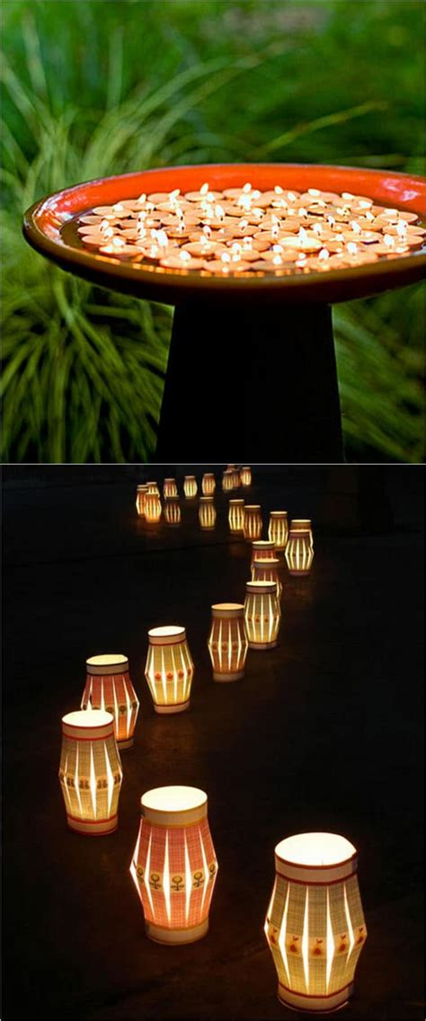 Handmade Outdoor Lighting - 28 stunning diy outdoor lighting ideas so easy a