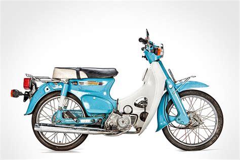 Jok Honda C70 Pispot honda c70 passport bike exif