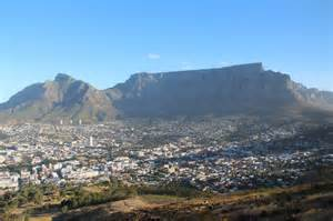 table top mountain table mountain new7wonders of nature