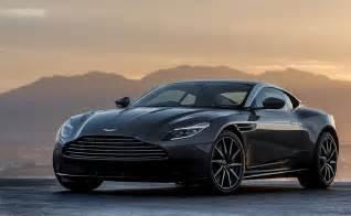 Who Make Aston Martin Geneva Motor Show 2016 Aston Martin Db11 Makes Its Debut