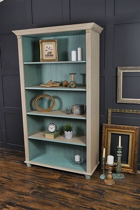 shabby chic bookcase ideas 15 best collection of shabby chic bookcases