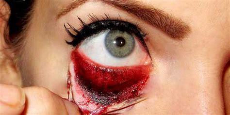 imagenes de ojos halloween 7 maquillajes de ojos para halloween paso a paso