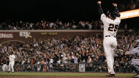 barry bonds is back in major league baseball