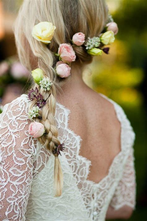 chic braids for your wedding day in south africa boda de bohemia boho chic 2030758 weddbook