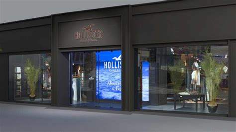 home design stores columbus abercrombie s new look hollister open at polaris fashion