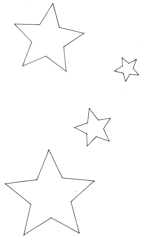Schablone Für Arbeitsplatten by Schablonen Sterne Selber Machen Ausschneide Sterne