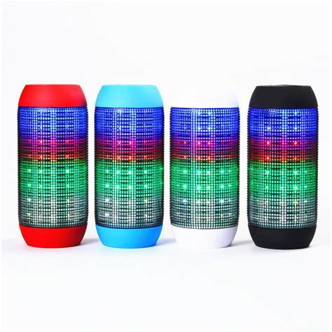 Speaker Wereless Bluetooth Bose Nfc Display Soundsystem 3d Stereo 1 pulse mini portable nfc stereo audio colorful 3d led wireless bluetooth speaker bug cell tv