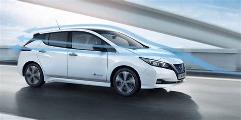 nissan leaf battery range range charging new nissan leaf electric vehicle nissan