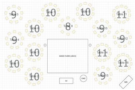 reception layout banquet tables banquet seating chart clipart business meeting