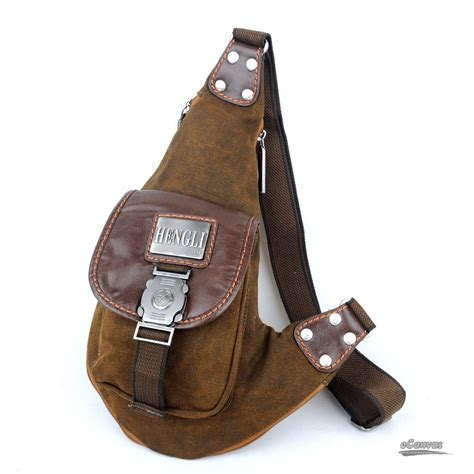 shoulder backpack one shoulder backpack one back pack khaki backpack