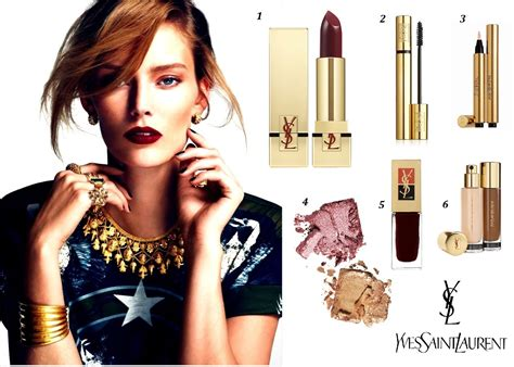 Make Up Ysl get the look with yves laurent