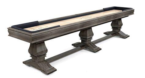 14 Hillsborough Shuffleboard Table Shuffleboard Net 14 Shuffleboard Table