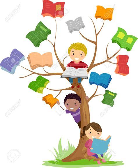 libro childrens writers artists 36320340 stickman ilustraci n de libros de lectura para ni os crecimiento de un rbol foto de