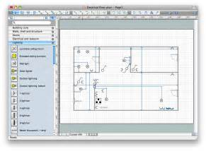 Blueprint Drawing Program How To Use House Electrical Plan Software Electrical