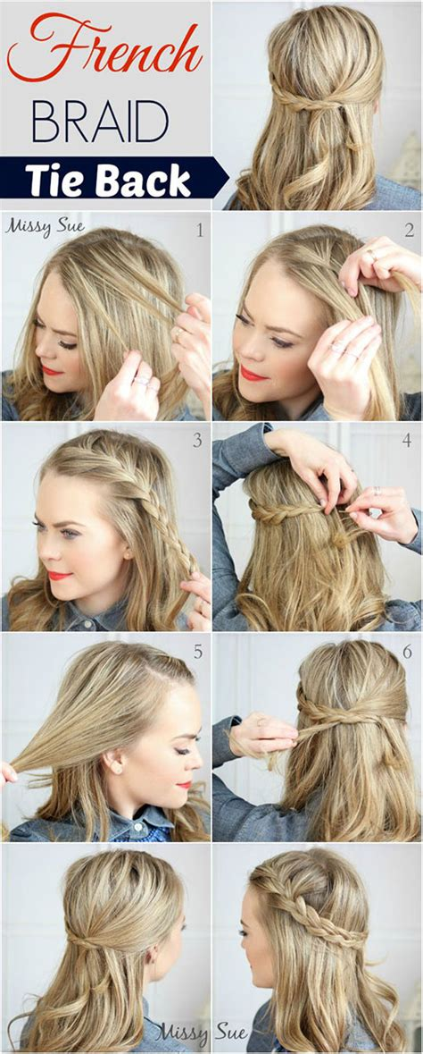 Easy Braided Hairstyles For Beginners by 20 Easy Step By Step Summer Braids Style Tutorials For