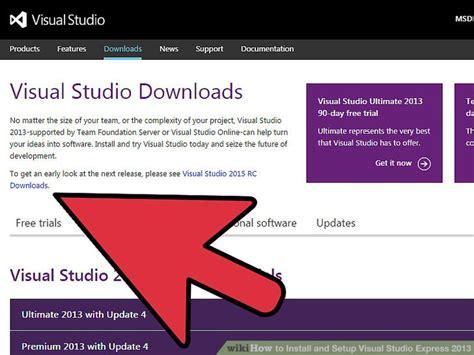 how to install and setup visual studio express 2013 9 steps how to install and setup visual studio express 2013 9 steps
