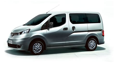 Front Door Colours by Nissan Nv200 Nissan South Africa