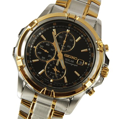 For New Cronograph seiko ssc142p1 solar chronograph