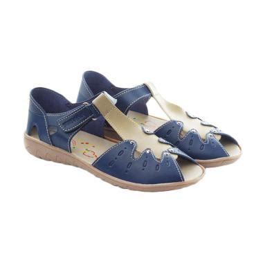 Sepatu Yutaka jual yutaka casual sepatu wanita biru harga