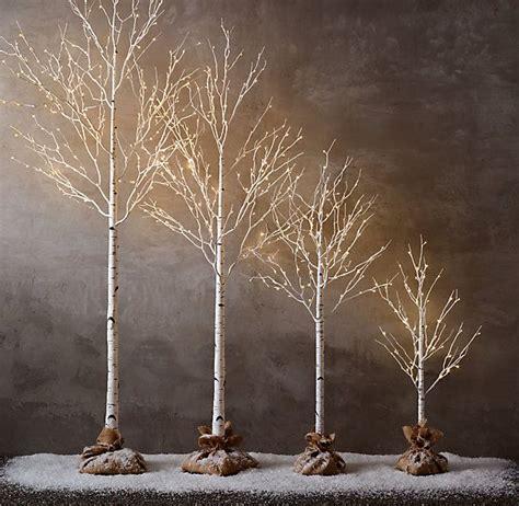 christmas trees decoration restoration hardware