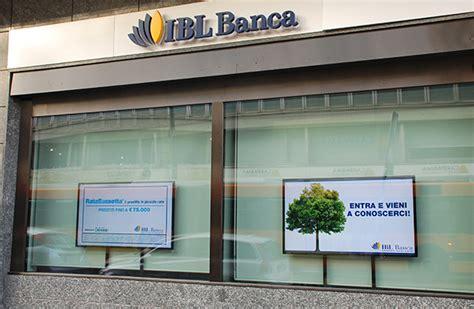 Ibl Banca Cessione Quinto by Gruppo Ibl Banca Celebra 90 Anni Di Storia Con Una Nuova