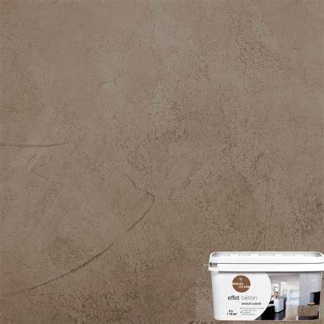 Enduit Decoratif Interieur by Enduit D 233 Coratif Effet B 233 Ton 5l Brun Soft Sous Couche