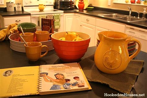 You Showed Us Your Cookbooks by Fall Kitchen Boys And Cookbook Betty Crocker
