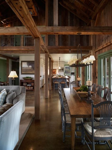 Interior Barn Designs by 33 Wonderful Kitchens Interiors Designed In Barns