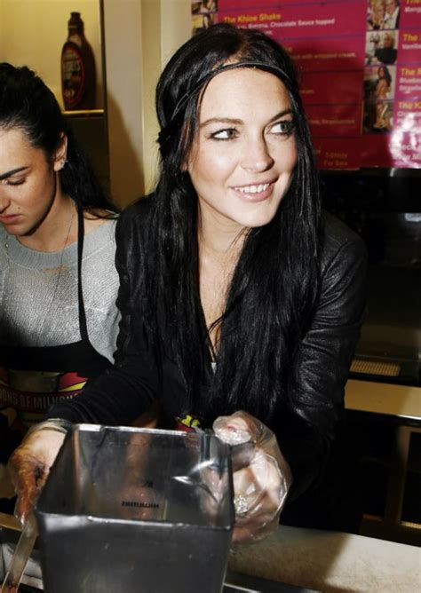 Lindsay Lohan And Blunt Together by Lindsay Lohan Takes A Blunt Object To Bed The